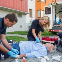 ambulance para